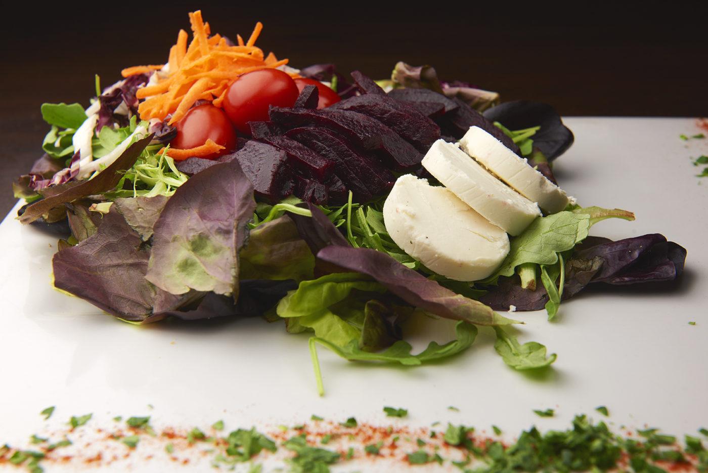 Beet Napolean Salad